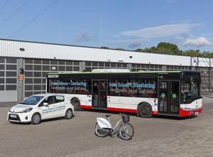 Quelle: Bochum-Gelsenkirchener Straßenbahnen AG (Bogestra)
