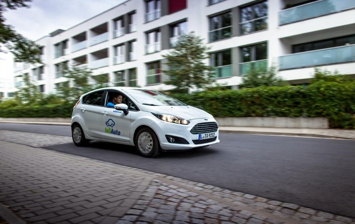 Wohnungsunternehmen können von CarSharing profitieren (Bild: teilAuto.net)
